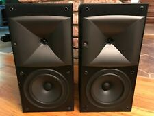 JBL HLS-610 Stereo Speakers (Pair, Black)