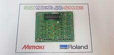Genuine Roland Soljet Pro Iii Xj 640 Printer Panel Board W700731370