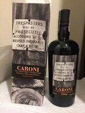 Rum Caroni  1996 trespassers