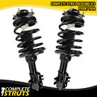 1997-02 Ford Escort Quick Complete Front Struts & Coil Springs w/ Mounts Pair x2