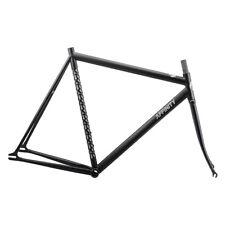New Affinity LoPro Pursuit Track Bicycle Frameset Dark Gray 54cm MSRP $749.99