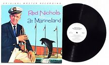 RED NICHOLS & THE FIVE PENNIES AT MARINELAND LP MFSL RECORDS Promo NM