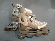 Rollerblades Women's size 7, 80mm wheels, used once