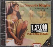 "PIVIO E ALDO DE SCALZI - RARO CD FUORI CATALOGO CELOPHANATO "" LA SECONDA MOGLIE"
