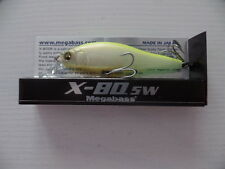 Artificiale Megabass X-80 SW PM Hot Shad 80.5mm 10,5gr