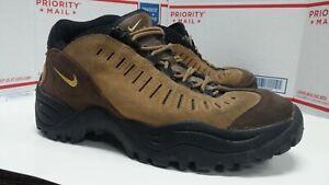 Very Rare Nike ACG Mountain Bike Cycling Shoes Boots Mens Sz 10.5
