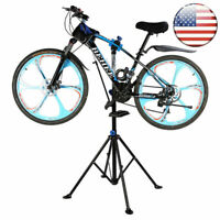 Steel Bike Bicycle Maintenance Mechanic Repair Tool Rack Work Stand Holder