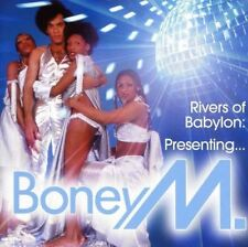 CDs de música vocales boney m