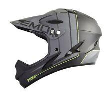 Demon United Podium Full Face Mountain Bike Helmet Medium Black