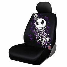 6 PC JACK SKELLINGTON NIGHTMARE BEFORE CHRISTMAS CAR SEAT COVER SET FOR MAZDA