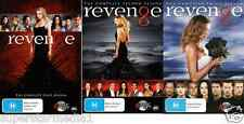 Revenge Season 1, 2 & 3 : NEW DVD