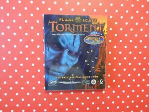 Planescape Torment Strategies & Secrets Lösungsbuch Spieleberater Ratgeber engl.