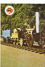 Transport Postcard - Liverpool and Manchester Railway - Rocket in London  AB1901