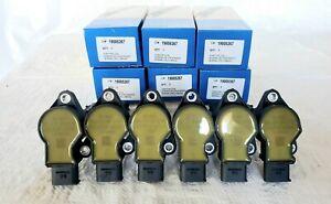 6xOEM Ignition Coil A2729060060 For Delphi Mercedes W164 W209 W216 W230 19005267
