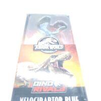 "Jurassic World Dino Rivals VELOCIRAPTOR BLUE 6"" Inch Dinosaur Figure GFM01"