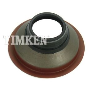 Axle Shaft Seal Front Left Timken 710043