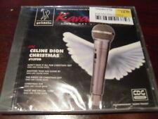 PRIDDIS KARAOKE DISC 1375G CELINE DION CHRISTMAS CD+G XMAS
