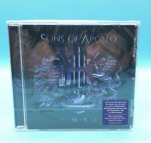 Sons of Apollo - MMXX - CD - NEU - OVP