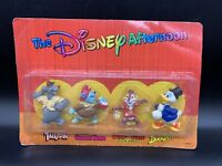 The Disney Afternoon Promotional Premium 4 Figures Pack Brand New