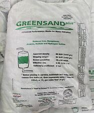 GreenSand Plus Media 1/2 Cu. Ft. Iron Manganese and sulfur Removal GreenSandPlus