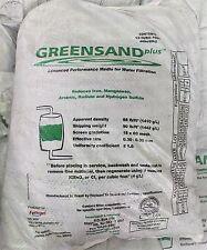 GreenSand Plus Media 1/2 Cu. Ft. Iron Manganese and sulfur Removal GreenSandPlus