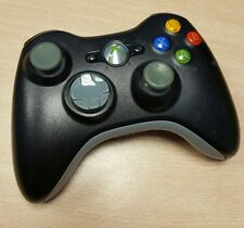 Official xbox 360 wireless controller black * No battery cover