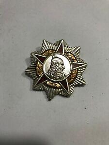 ALBANIA MEDAL-ORDER OF SCANDERBEG-1945- second class  ALBANIAN MILITARY MEDAL