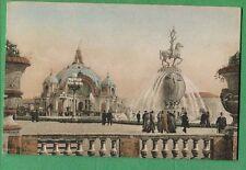 World's Panama-Pacific EXPO 1915 Fountain of Energy San Francisco CA - P169