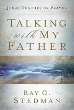 Talking with My Father:  Jesus Teaches on Prayer-ExLibrary