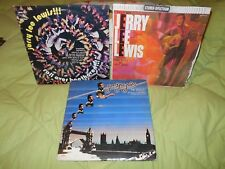 Jerry Lee Lewis Rockin' With Frank Motley, The Session, Roll Over Beethoven Lot