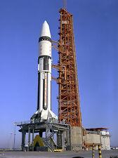 Apollo 5 Moon NASA Saturn Rocket Launch Pad 8 x 10 Photo Photograph Picture #gb1