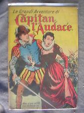 ALBO D'ORO DISNEY # 170 - 13/8/1949 - LE GRANDI AVVENTURE DI CAPITAN AUDACE
