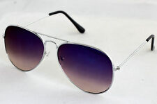 Sunglass in Aviator Style  in AR Effect Color (In Case & Wiping Cloth)(Goggles)