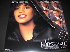 Whitney Houston 2-sided Promo Image Flat Bodyguard Mint