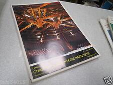 LE NOUVEAU JOURNAL DE CHARPENTE MENUISERIE PARQUETS N° 6-7 special 1974 H VIAL *