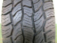 P275/60R20 Cooper Discoverer A/T3 OWL Used 275 60 20 115 T 11/32nds