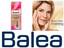 BALEA VITAL 2-Phase Treatment Ampoules Anti-Wrinkle 7 x 1 ml