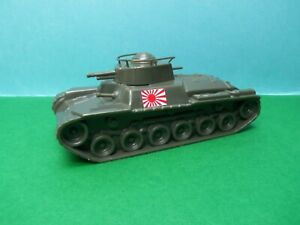 Airfix compatible 1/32 scale Japanese Chi-Ha Tank with rising sun