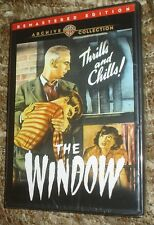 THE WINDOW DVD, NEW & SEALED,BOBBY DRISCOLL, BARBARA HALE, REMASTERED EDITION