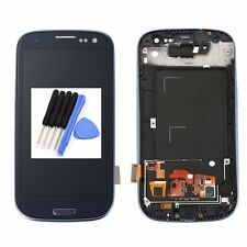 Bleu Pour Samsung Galaxy S3 i9300 LCD Display Touch Screen Digitizer Assembly