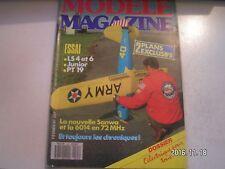 **e Modèle Magazine n°425 LS4 et LS6 Graupner / Superbe PT 19 / Eppler 221