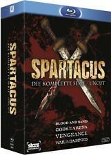 SPARTACUS, Die komplette Serie (Liam McIntyre) 15 Blu-ray Discs NEU+OVP uncut