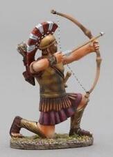 THOMAS GUNN ANCIENT GREEKS & PERSIANS SPA011 SPARTAN ARCHER KNEELING FIRING MIB