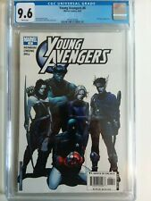 Young Avengers #6 CGC 9.6 1st Cassie Lang as Stature MCU Modern Key WP 2005