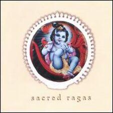 Indiajiva - Sacred Ragas [New CD]