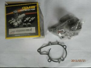 FOR DATSUN/NISSAN STANZA U12/T12; PRAIRE/LANGLEY WATER PUMP ASSY (JAPAN)(NOS)