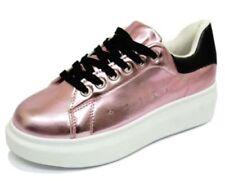 Zapatillas deportivas de mujer sin marca color principal blanco