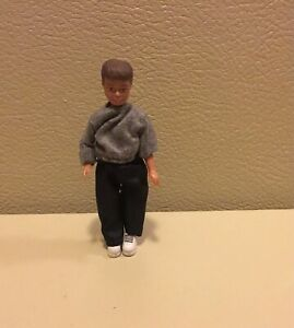 Smaland Lundby 1/18 Doll House Modern Boy Brother Son Scale 1:18
