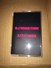 DJ Doggtime 3/27/1992 RARE 90s NYC Hip Hop Cassette Mixtape RAP Tape