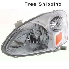 Halogen Head Lamp Assembly Driver Side Fits Toyota Echo 2003-2005 TO2518102